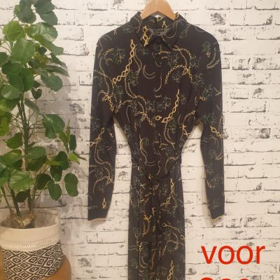 jurk met kabel