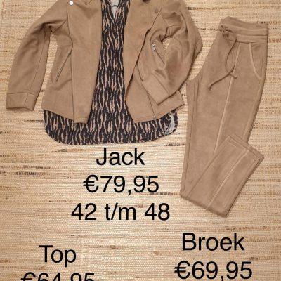 jacke en broek 105